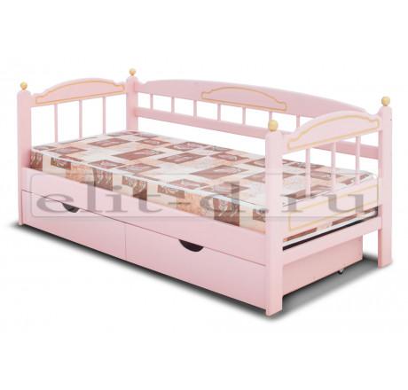 Кровать Чародей эмаль