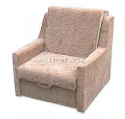 Кресло кровать Классик шинилл штрих
